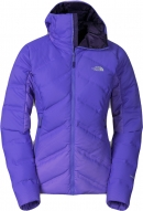 The North Face W FuseForm DotMatrix Hooded Down kabát
