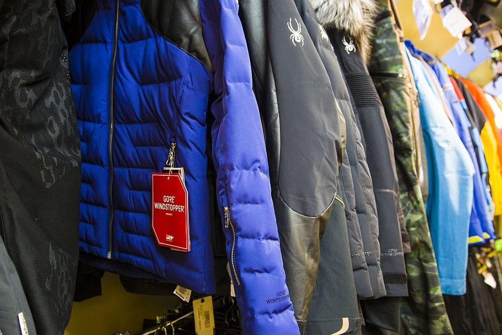 Spyder férfi kabátok
