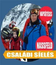 Ski and snowboard lessons for families on Nassfeld