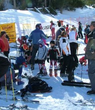 K2-Freestyle SC ski camps