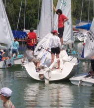 Sailing instruction for every age-group